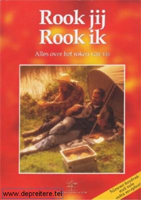 Boek: Rook jij, Rook ik - Alles over het roken